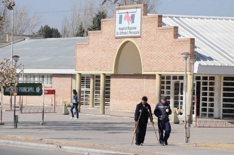 Más de 13 mil personas fueron atendidas durante junio en el Hospital Perrupato