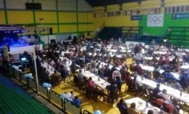 La cooperativa El Vivero celebró dos años de vida con una cena