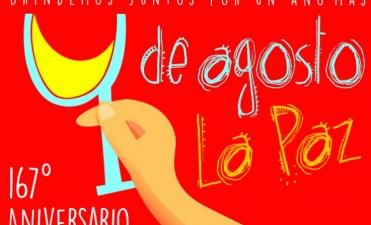 La Paz ya comienza a celebrar su 167° Aniversario