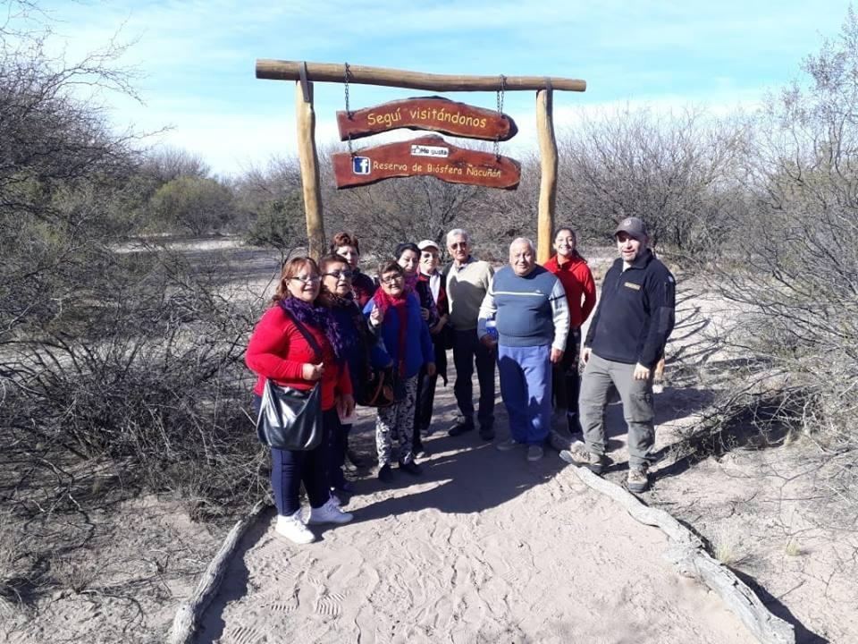 Comenzaron las actividades turísticas de invierno en Santa Rosa