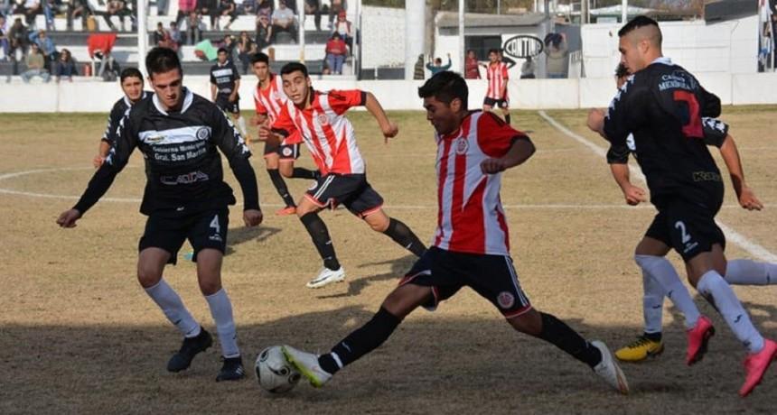 Se jugaron los cuartos de final de la Liga Rivadaviense