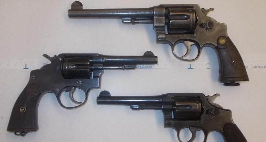 Nuevo censo de armas en la provincia