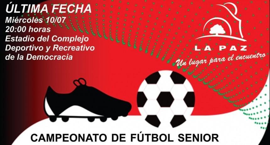 La Paz: Llega a su fin el Campeonato de Fútbol Senior