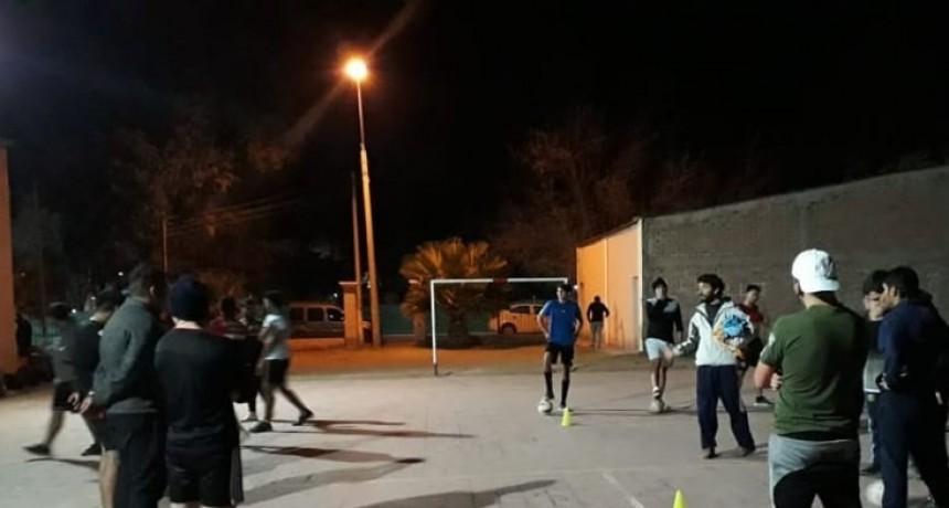 El Futsal Masculino de Eliseo Ortiz inicia su participación en la Rivadaviense