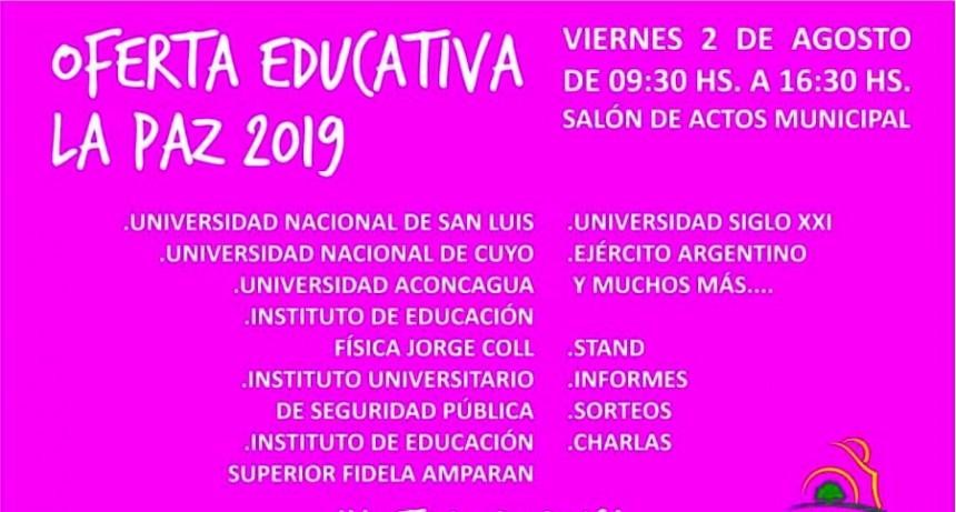 La Paz tendrá su Expo Educativa 2019