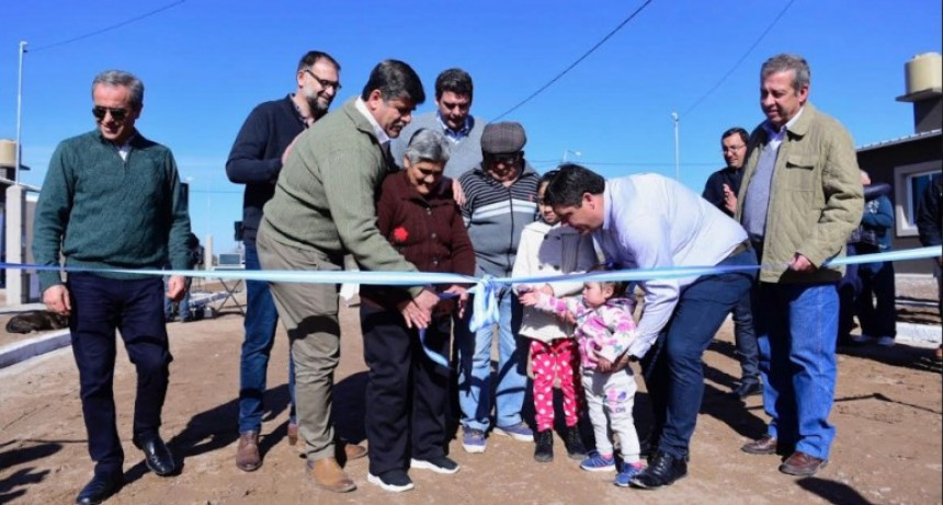 Junín entregó 18 viviendas, correspondientes al plan Mendoza construye