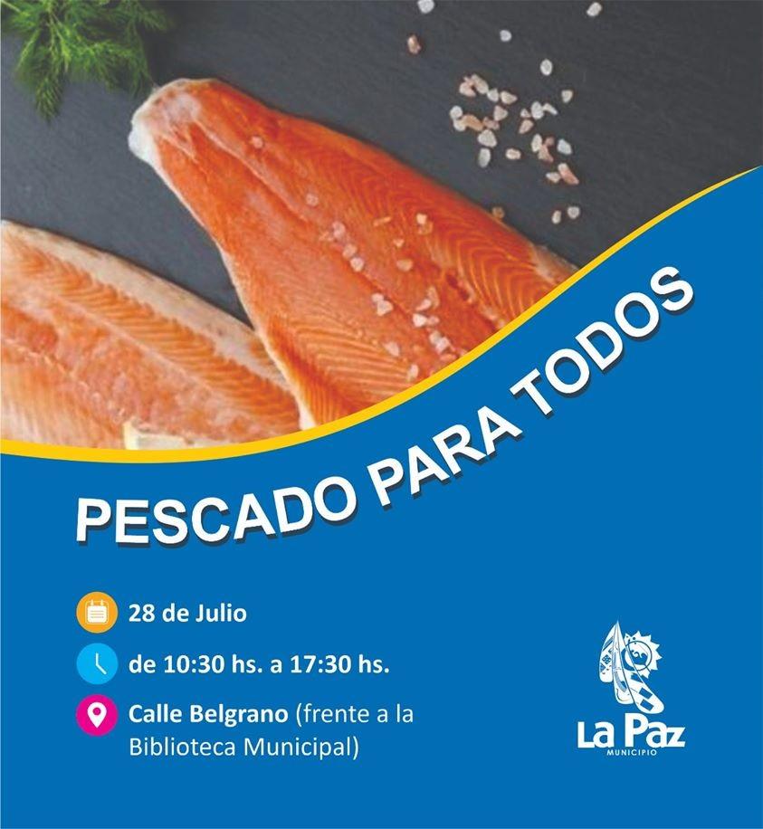 Pescado Para Todos, en La Paz