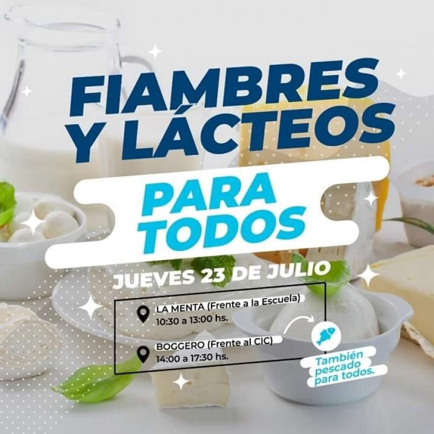 Fiambres y Lácteos Para Todos, en La Paz
