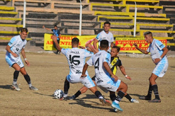 Palmira cayó ante Gutiérrez Sport Club