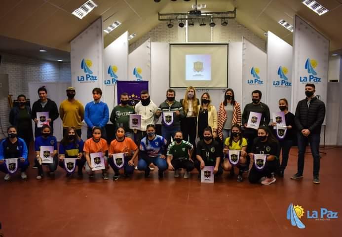 Se presentó la Liga de Fútbol Femenino de La Paz