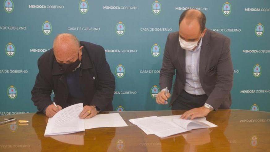 Rivadavia contará con más conectividad tras un convenio con la DGE