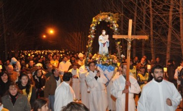 Comienzan las celebraciones por San Cayetano en Orfila