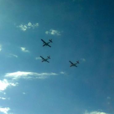 Día de la Fuerza Aérea Argentina: Homenaje a Cristian Castro