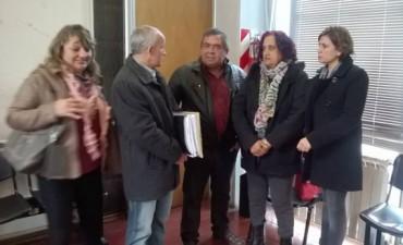 Denunciaron a Sergio Salgado en Delitos Complejos