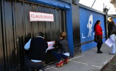 Por corrupción de menores, clausuran boliche santarrosino