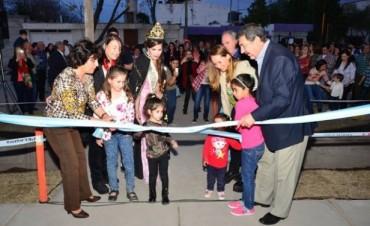 """Rivadavia inauguró el Jardín Maternal Municipal """"Semillitas"""""""