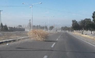 Zonda: Clases suspendidas en toda la provincia