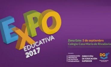 ExpoEducativa en Rivadavia