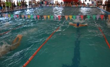 La 4° Fecha del Campeonato Mendocino de nadadores master se disputó en La Paz
