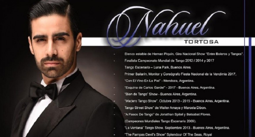 ''Vendaval Tango Show'' llega al Teatro Bianchi
