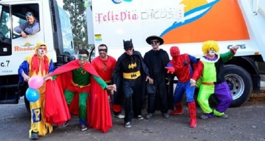 Vuelven los Superhéroes Recolectores