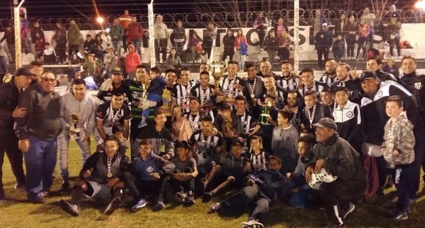 Montecaseros debuta en la Copa Mendoza de Fútbol