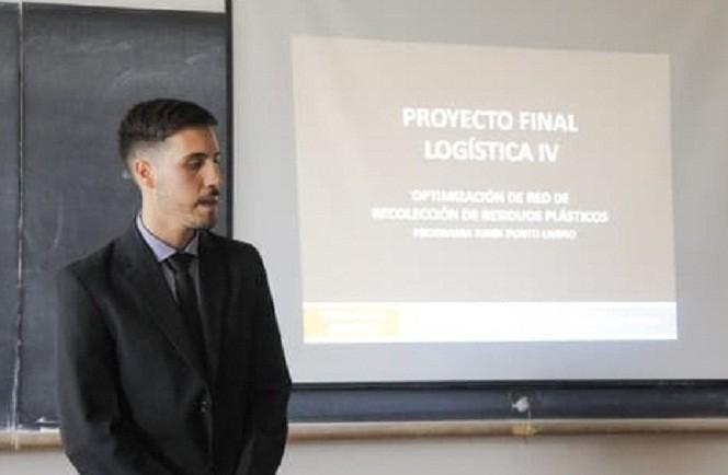 El Centro Universitario del Este tuvo su primer egresado en la Licenciatura en Logística