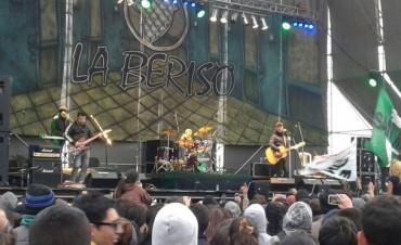 La Beriso rockeo en La Paz !!!