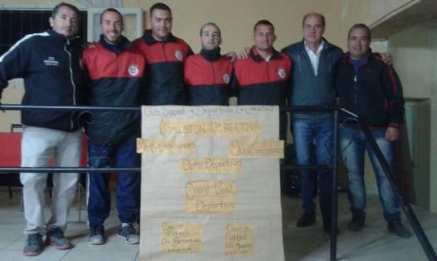 El Club Social y Deportivo La Libertad presentó un nuevo proyecto
