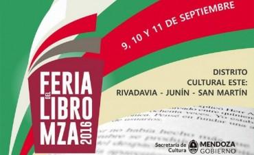La Feria del Libro 2016 llega a Rivadavia