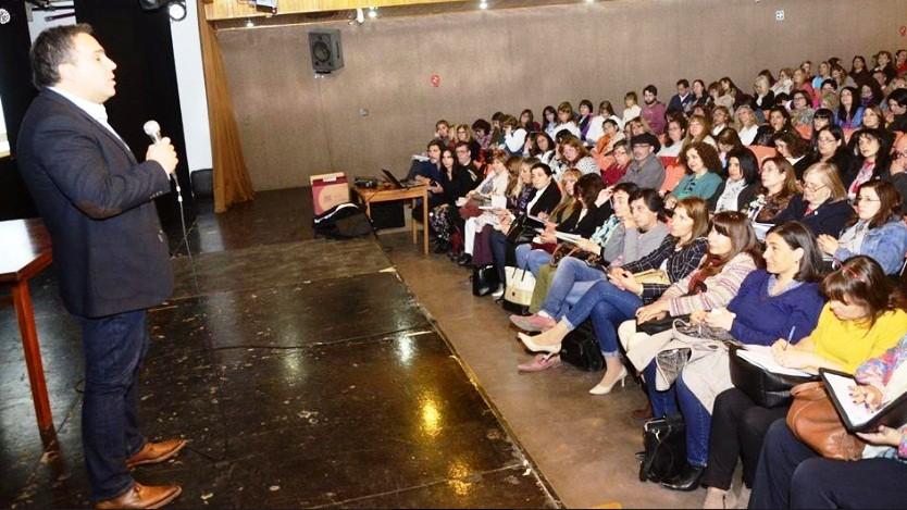 Capacitación de OSEP para la DGE en Rivadavia