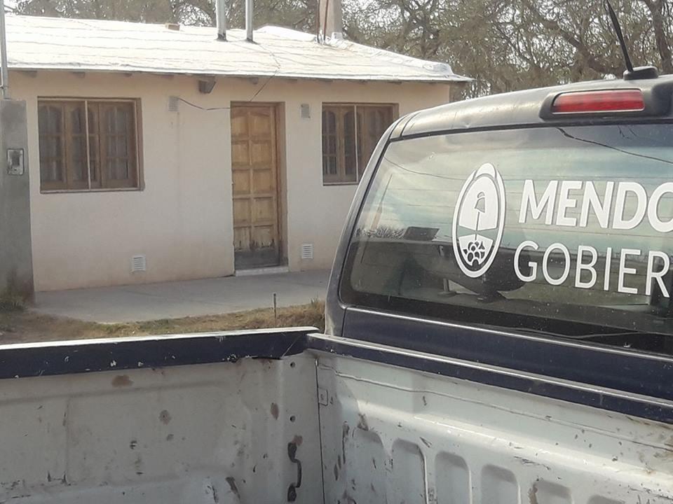Las Catitas: Le robaron la moto de la puerta de su casa
