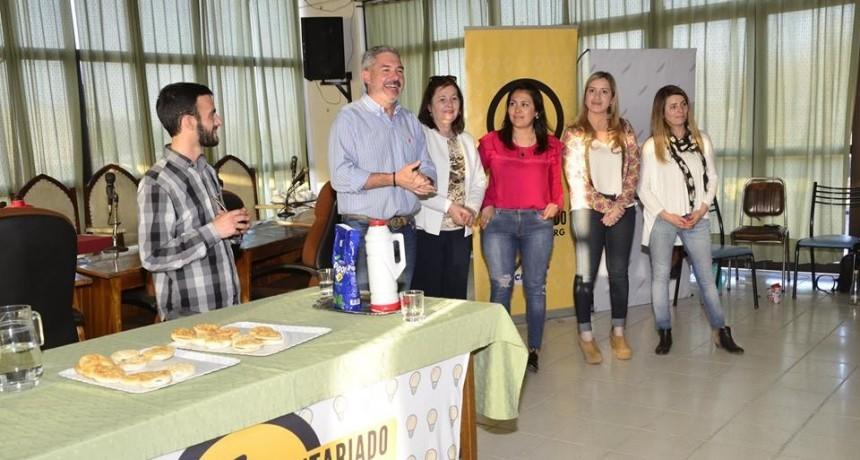 Comenzó el voluntariado legislativo en Rivadavia