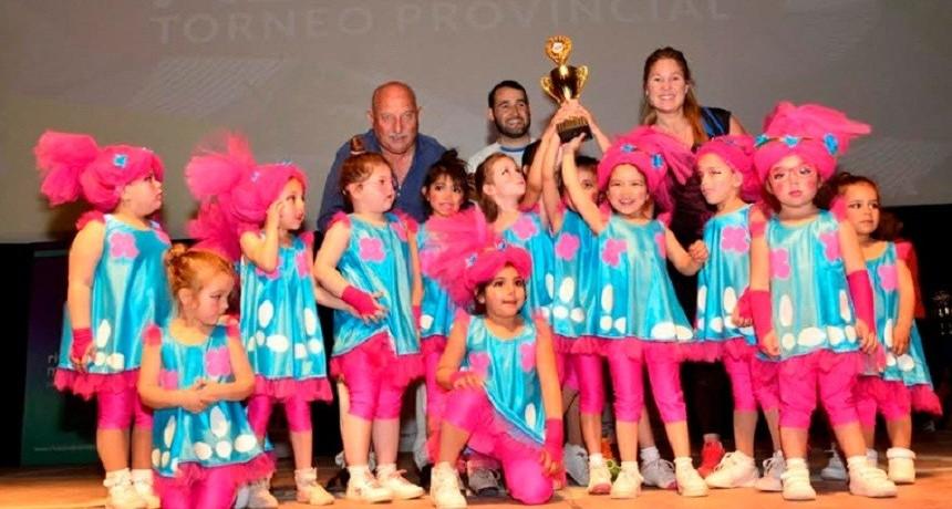 Torneo provincial de danza y aerobica