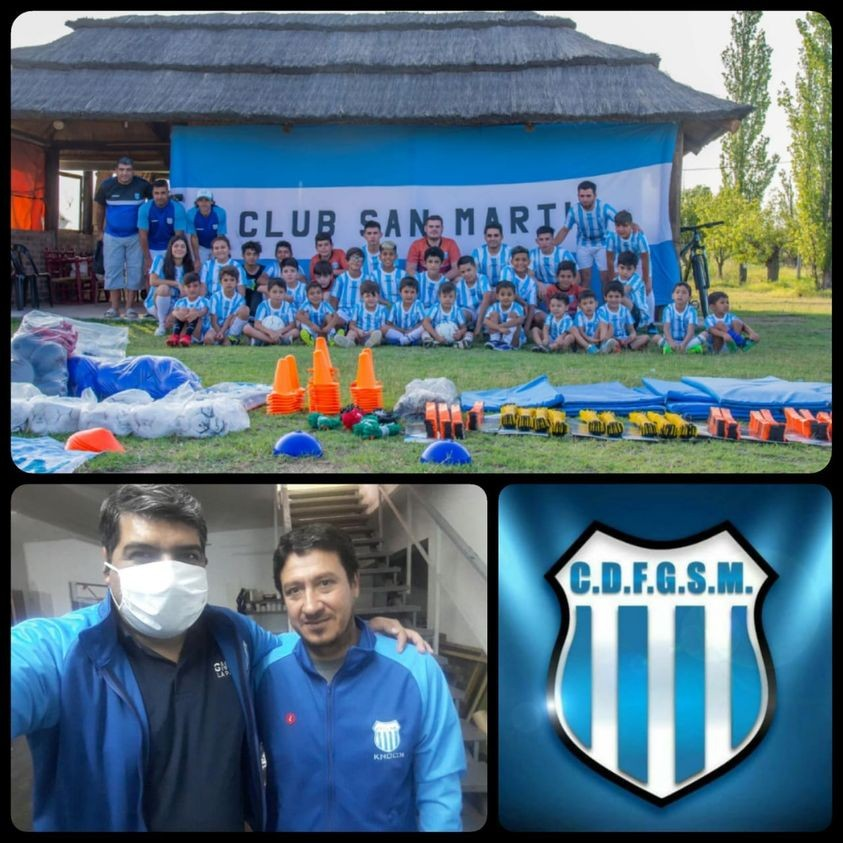 Club Deportivo Ferrocarril General San Martín (La Paz)