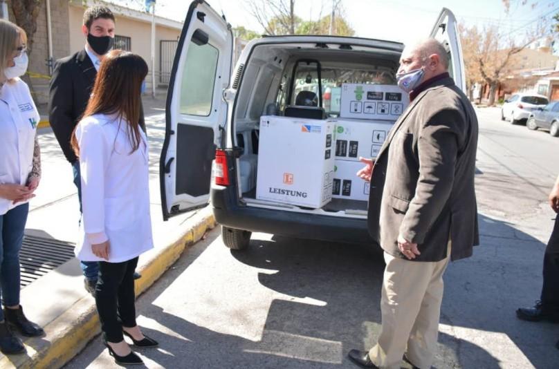 Nuevo equipamiento de alta complejidad para el Hospital Saporiti