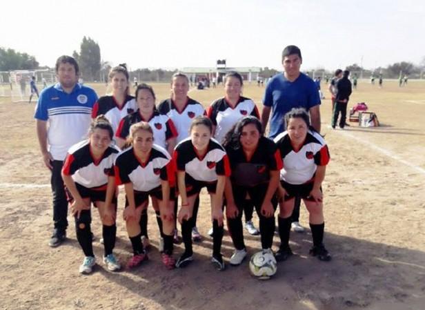 """Comienza el Torneo de Fútbol Femenino """"Copa El Vocero del Este"""""""