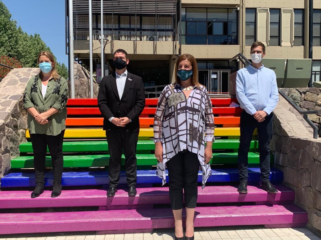 Rivadavia, un municipio que lucha por la inclusión