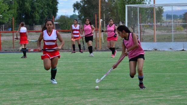 Se disputó la semifinal del Torneo de Hockey Social en Rivadavia