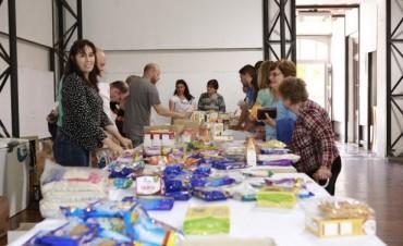 Se realizó la 1º Feria de productos aptos para celiacos y diabéticos