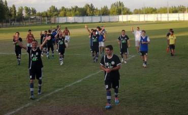 Medrano le ganó por penales a La Dormida y se clasificó finalista de la Liga Rivadaviense