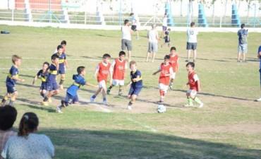 Se desarrolló un Encuentro de Fútbol Infantil en La Paz