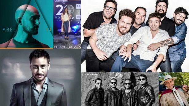 """Cronograma y artistas confirmados para el """"Festival Rivadavia Canta al País 2017"""""""