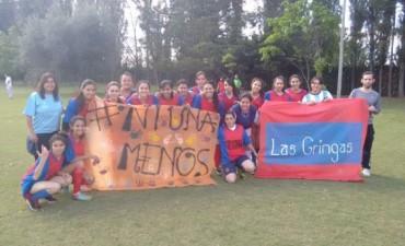 Se viene la segunda del torneo femenino de fútbol del Este