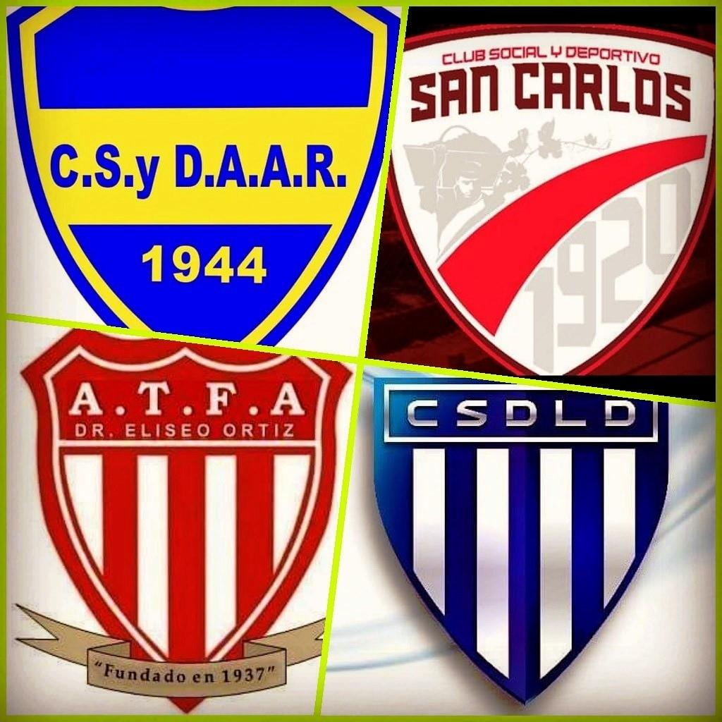 ¡Se viene las semifinales de la Liga Rivadaviense!