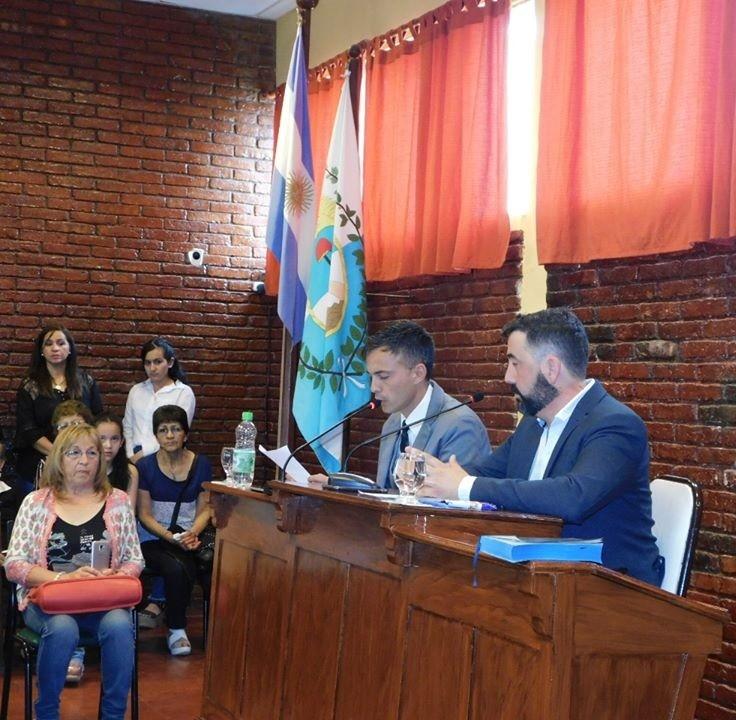 Asumieron en La Paz los ediles electos en las pasadas elecciones