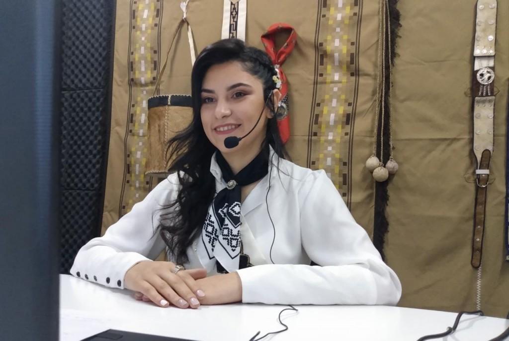 Sofía Kairuz es la nueva Embajadora Nacional de la Ganadería