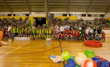 Cierre y premiación de actividades deportivas en Junín