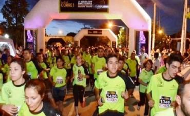 Maratonistas disfrutaron de una noche espectacular