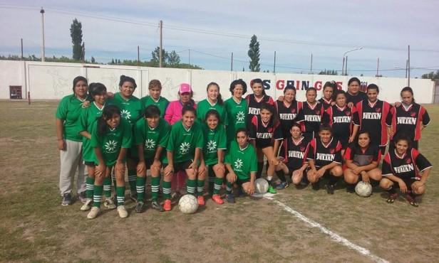 Fútbol Femenino: Se viene la cuarta fecha con modificaciones